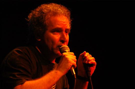 Festival Londrix, Londrina (2005). Foto Carlos Bozelli