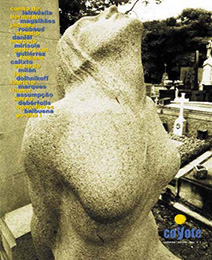 COYOTE N# 5 – revista de literatura e arte