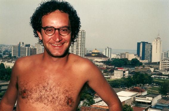Manaus (1994). Foto Juvenal Pereira