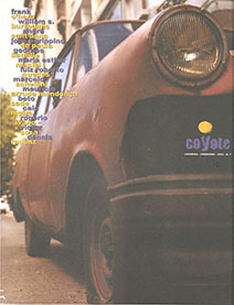 COYOTE N# 7 – revista de literatura e arte